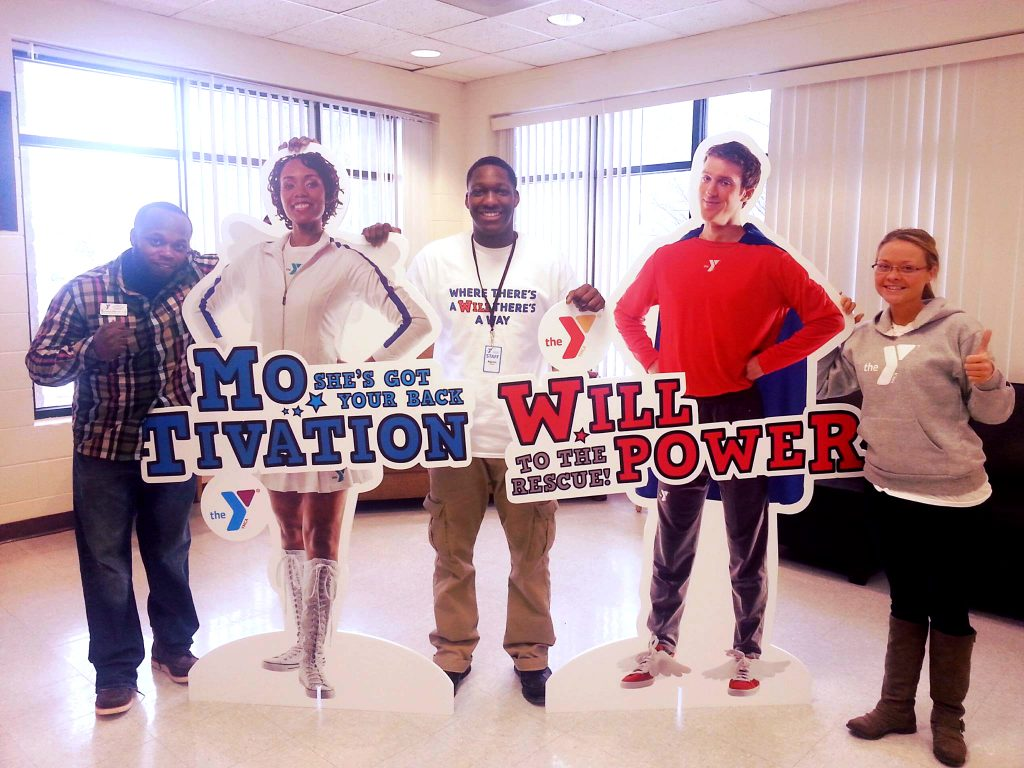 YMCA Mo & Will Campaign