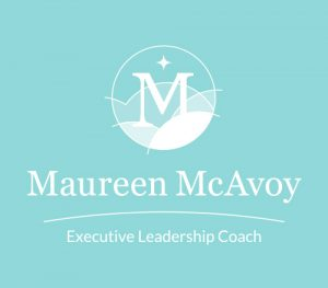 Personal brand development and logo design for Maureen McAvoy. Her & Himsel is named one of the best branding agencies in Milwaukee.