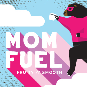Stone Creek Coffee Mom Fuel Logo